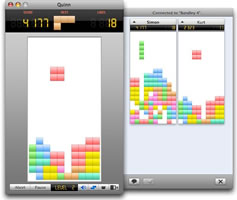 Tetris för Mac