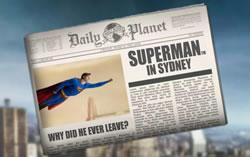 Superman i Sydney