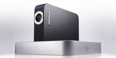 Samsung, portabel digitalprojektor