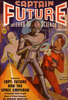 Captain Future volume 1 #1 - 1940