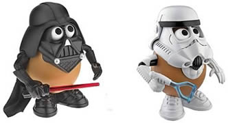 Star Wars Mr. Potato Head