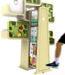 Tree House Fridge
