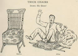 Trick Chairs