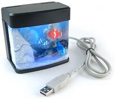 USB miniakvarium