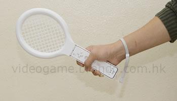 Wii tennisracket