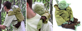 Yoda-ryggsäck